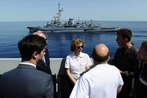Italy, France naval integration faces election hitch
