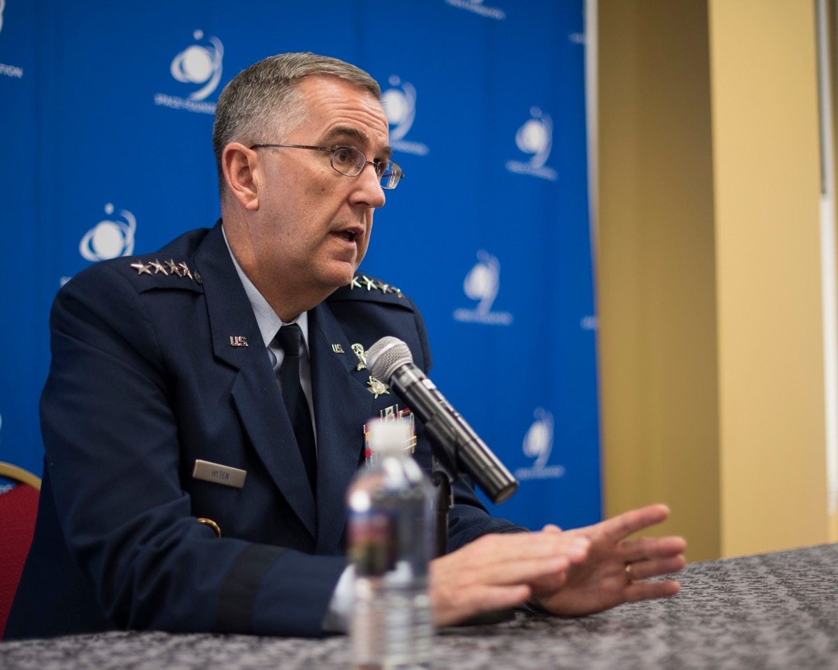 Hyten confirmed as new Joint Chiefs vice chairman despite sexual ...