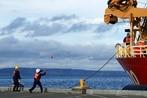 Icebreaker Healy returns to Seattle homeport