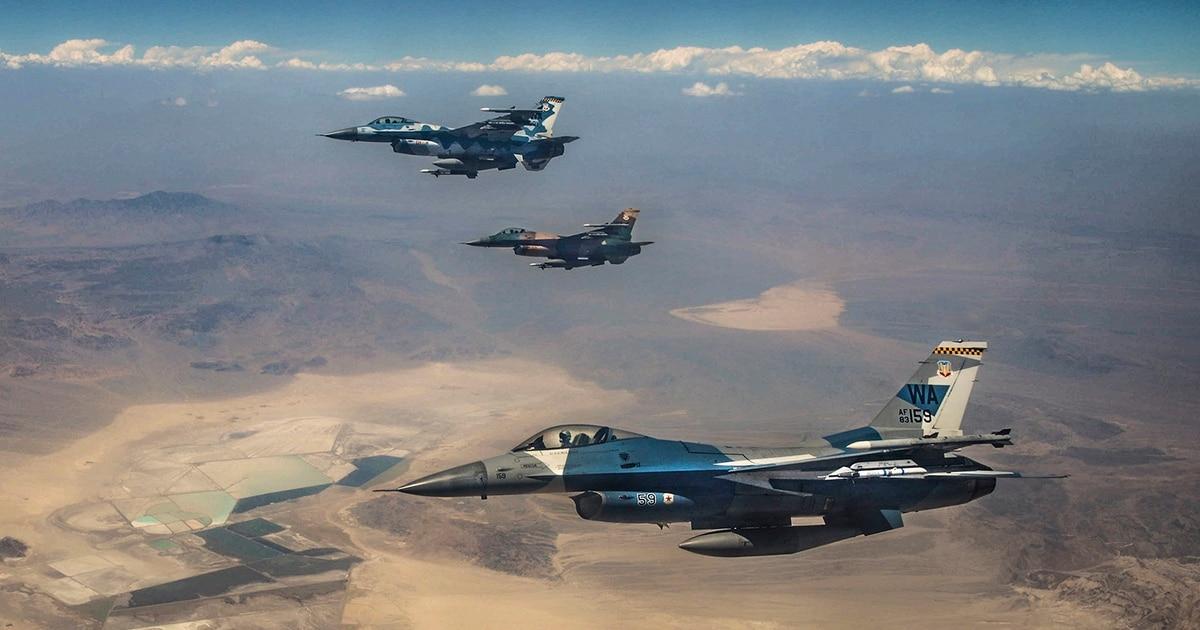 Nevada Democrats aim to block Nellis bombing range expansion