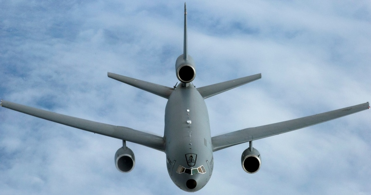Here's why the Air Force is investigating the KC-10
