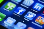 Study finds increased political activity on social media among military