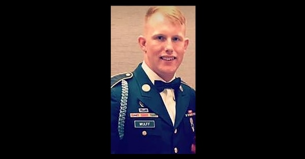 Spc. Devon Wulff died on March 3 at Scott & White Hospital, a few days after he was found unresponsive at his Fort Hood residence. (Fort Hood/Army)