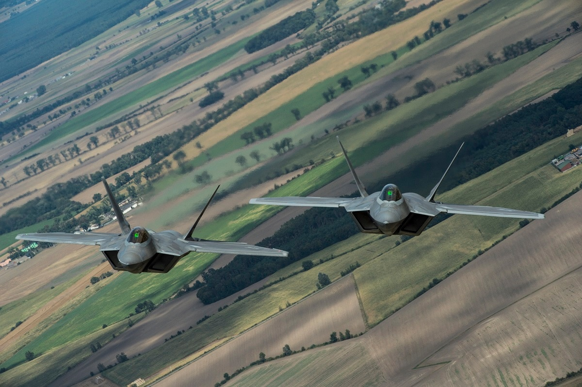 12210459b2c6 Air Force not considering new F-15 or hybrid F-22/F-35, top civilian says