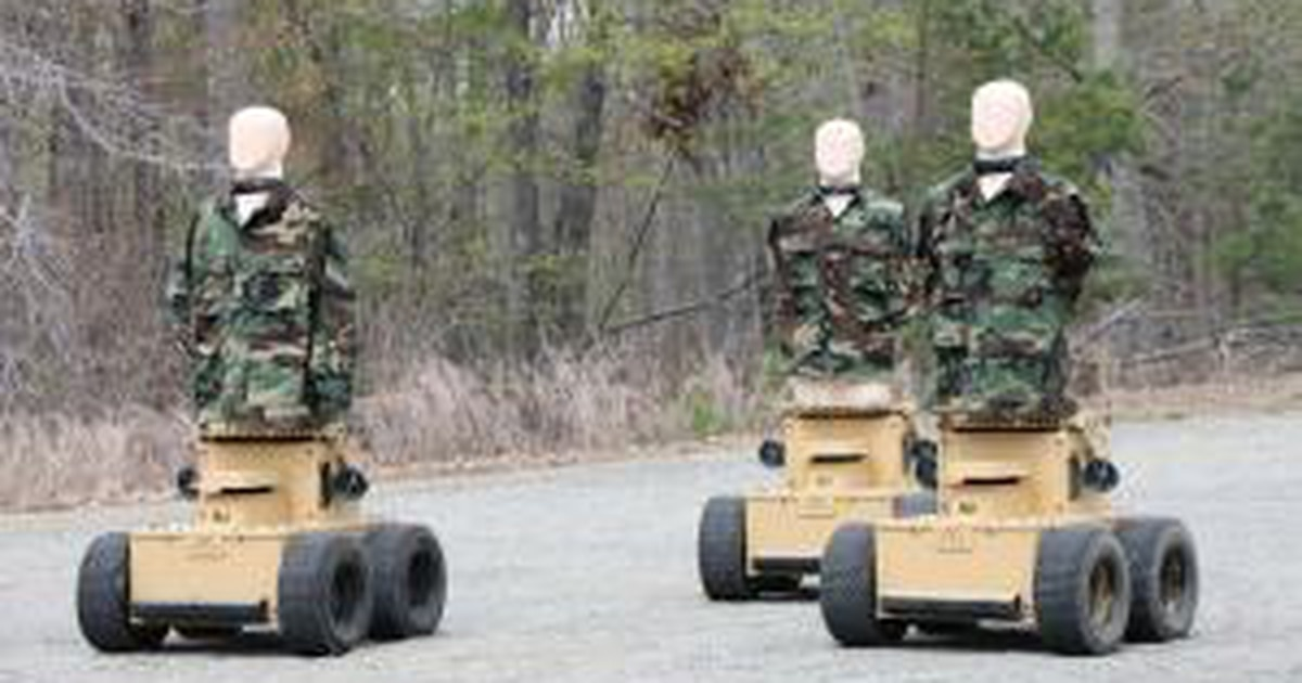 These moving, robotic targets can modernize any range and keep