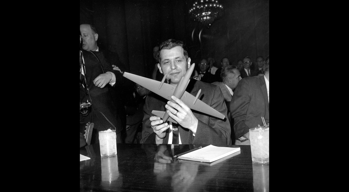 Today In History The Soviets Free U 2 Pilot Gary Powers