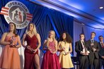 7 tremendous teens: Gala honors Military Child of the Year awardees
