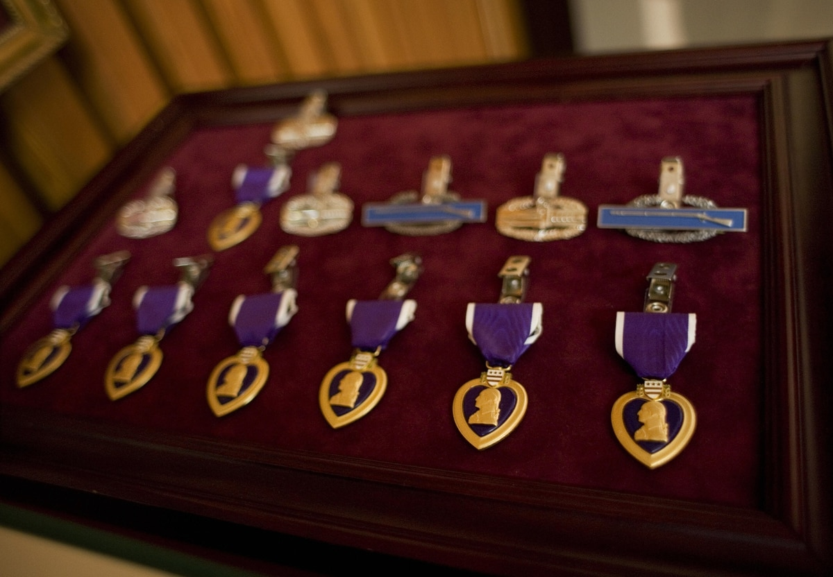 U S  court: Wearing unearned military medals is free speech