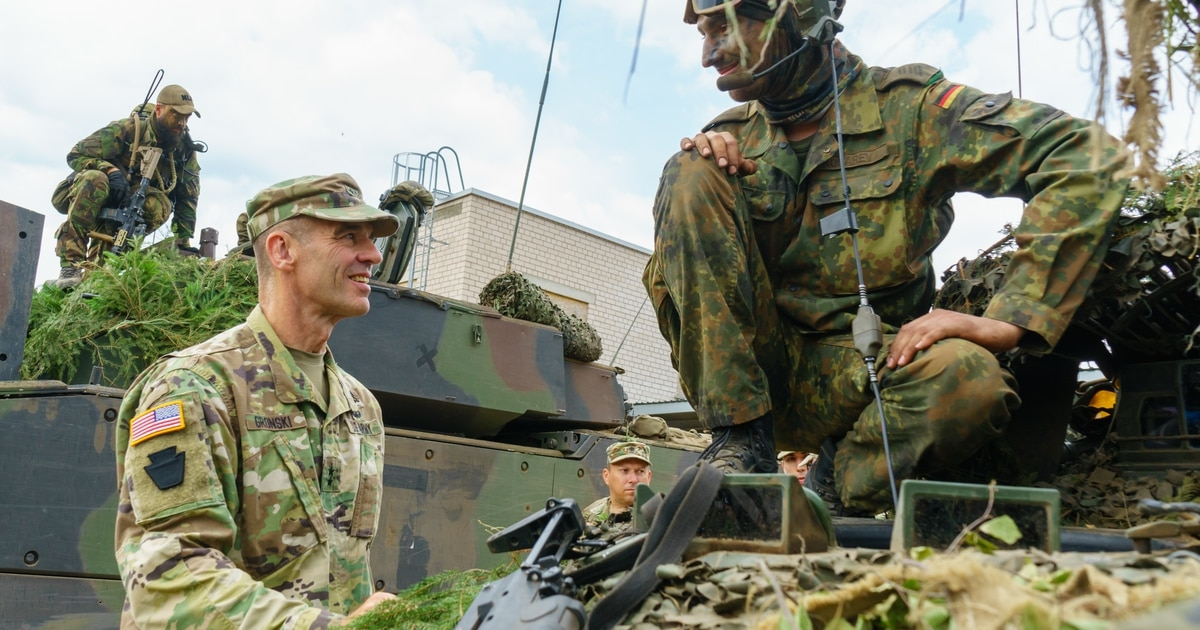 Should the US beef up military presence in the Baltics? Congress wants to know
