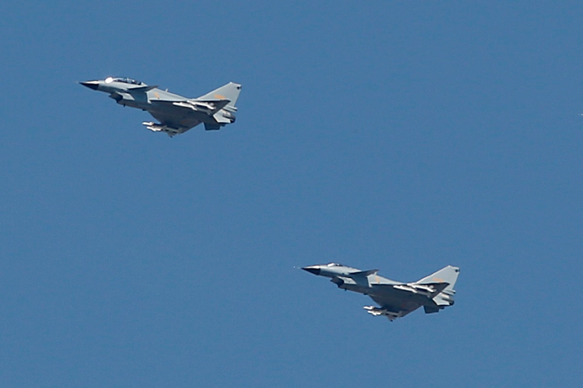 china may be making its fighters more stealthy