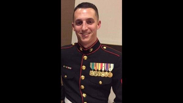 Sgt. Benjamin S. Hines (Marine Corps)