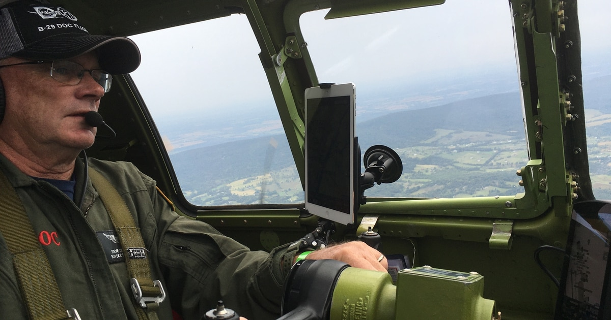 What's up Doc? More than 70 vintage aircraft set to fly over Washington to celebrate end of WWII