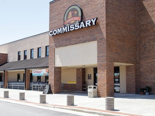Private-label brands and new pricing policies have changed the commissary benefit over the last year. (Defense Commissary Agency)