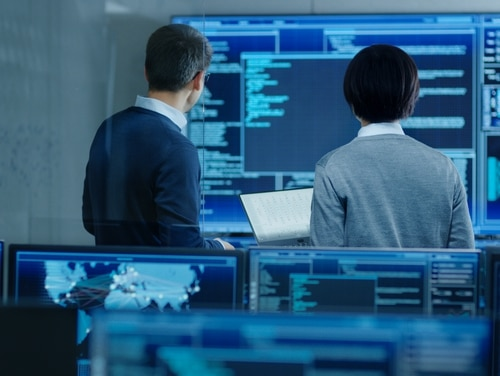 The Cybersecurity and infrastructure Security Agency's budget request was a mixed bag for federal cybersecurity programs. (gorodenkoff/Getty Images)