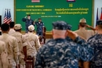 Cambodia denies that demolition of US-funded facility is to make way for Chinese naval base plans
