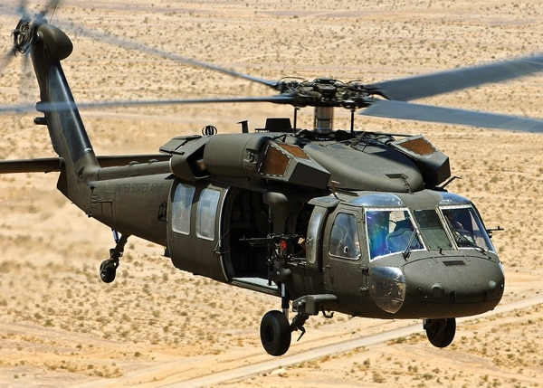 The future long-range assault aircraft is meant to replace Black Hawks. (U.S. Army)