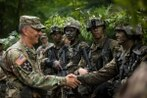 TRADOC's new boss on how the Army plans to prepare for war and grow the force