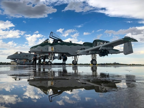 The U.S. Air Force wants to send more than 200 aircraft to the boneyard. Will lawmakers push back? (Senior Airman Kristine Legate/U.S. Air Force)