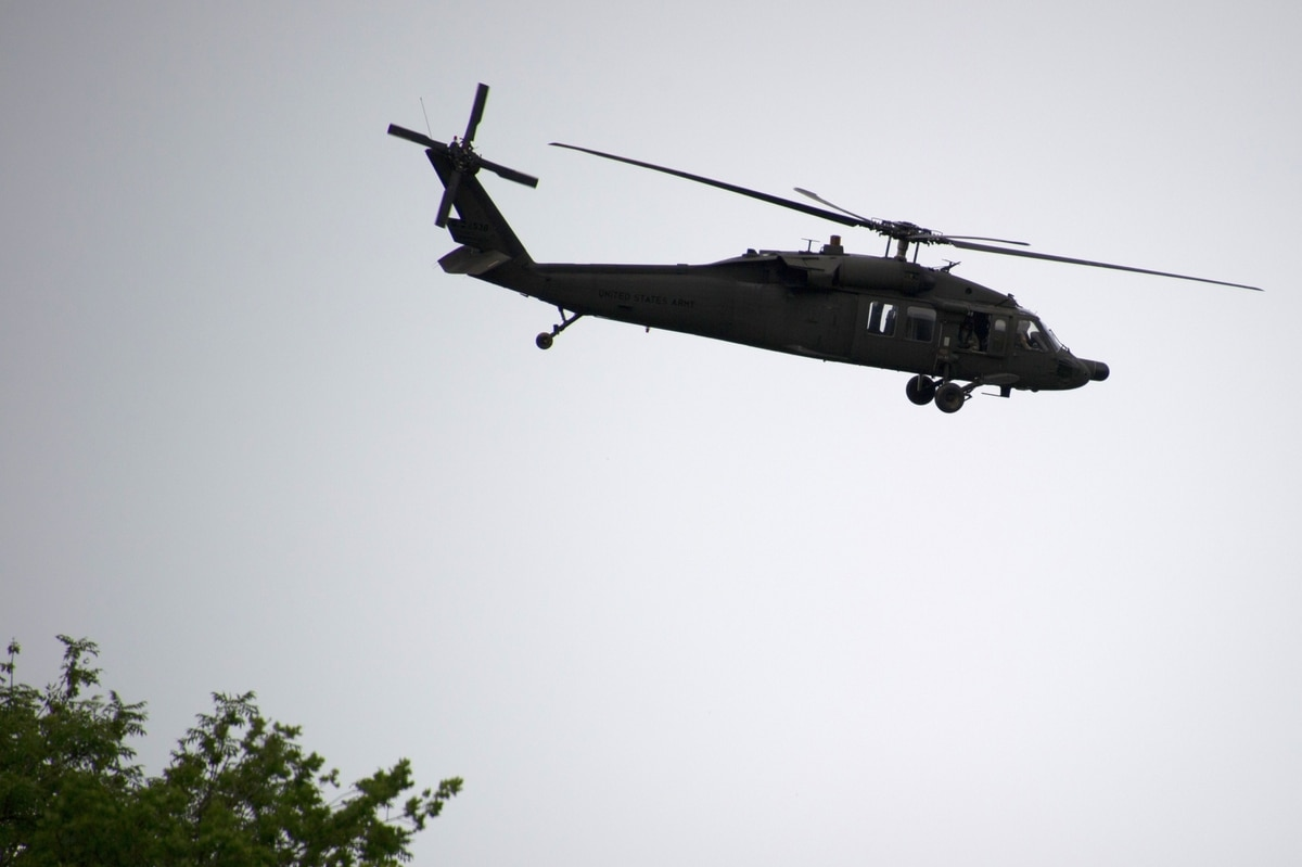USA service member missing after Black Hawk crash off Yemen coast