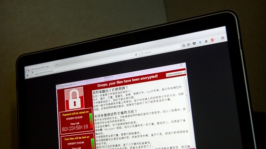 The Cybersecurity and Infrastructure Security Agency released 15 steps on handling ransomware attacks in the wake of state and local organizations being attacked by cybercriminals. (Mark Schiefelbein/AP)