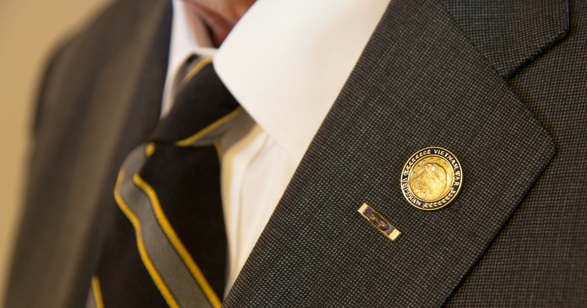 How To Wear Lapel Pins - Modern Mens Guide