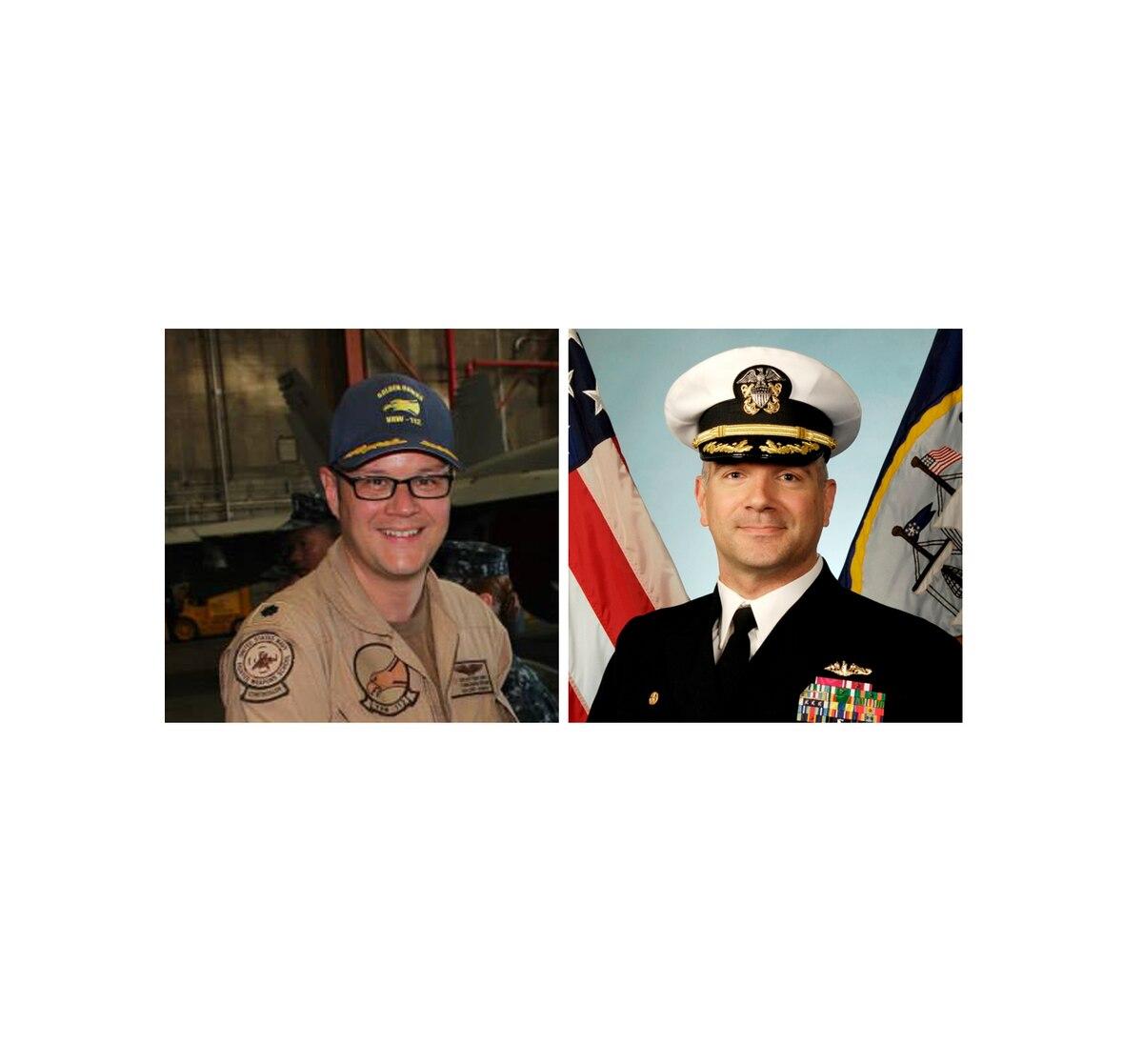 Hawkeye pilot, submarine CO win top leadership prize