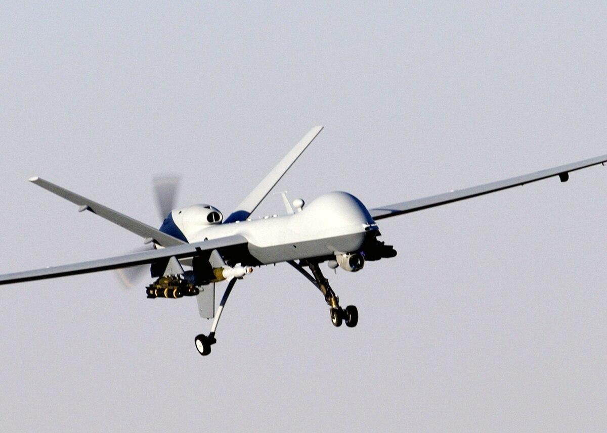 Generator Failure Led To Drone Crash Investigation Finds
