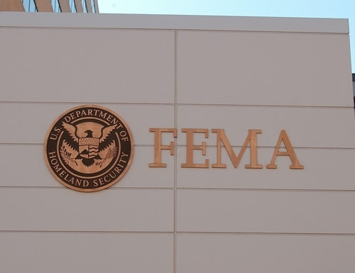 The Federal Emergency Management agency changed its personnel deployment policy during disasters, leading to a potentially insufficient response for undeserved populations. (FEMA/ Kellie Thomas)