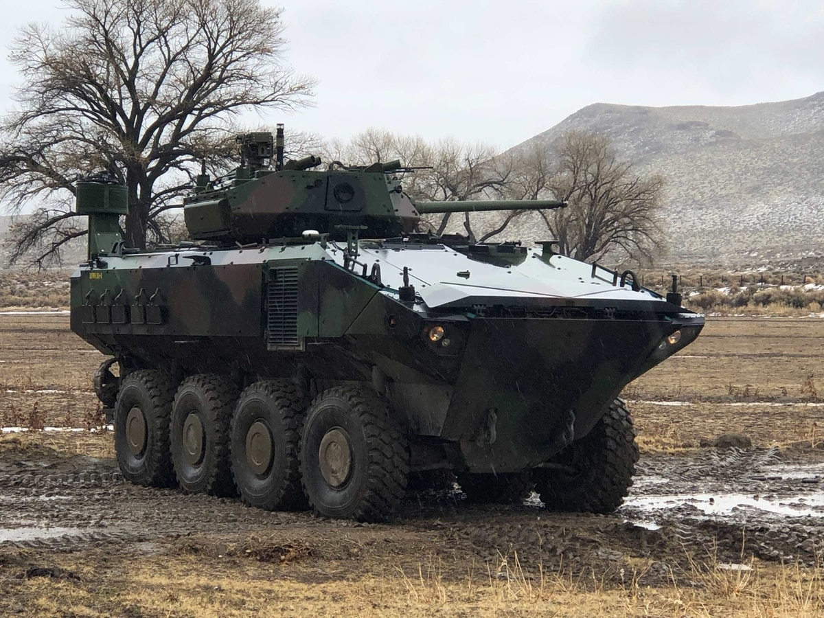 Acv To Get Stryker Variant Of 30mm Cannon
