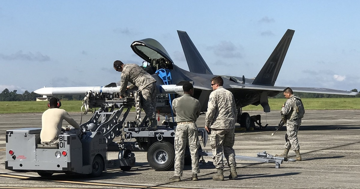 The Air Force still has a serious maintainer staffing