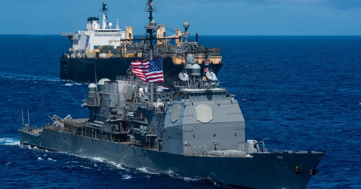 'You're on your own': US sealift can't count on US Navy escorts in the next big war