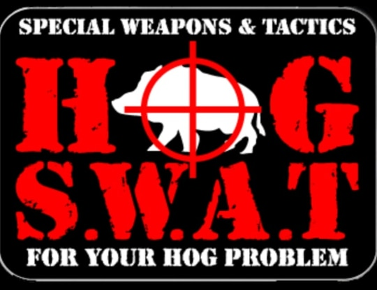 HogSWAT is a Tactical hog control company located in southwest Georgia that offers fully guided nighttime hog hunts, year-round using the best thermal optics and AR-15's available.