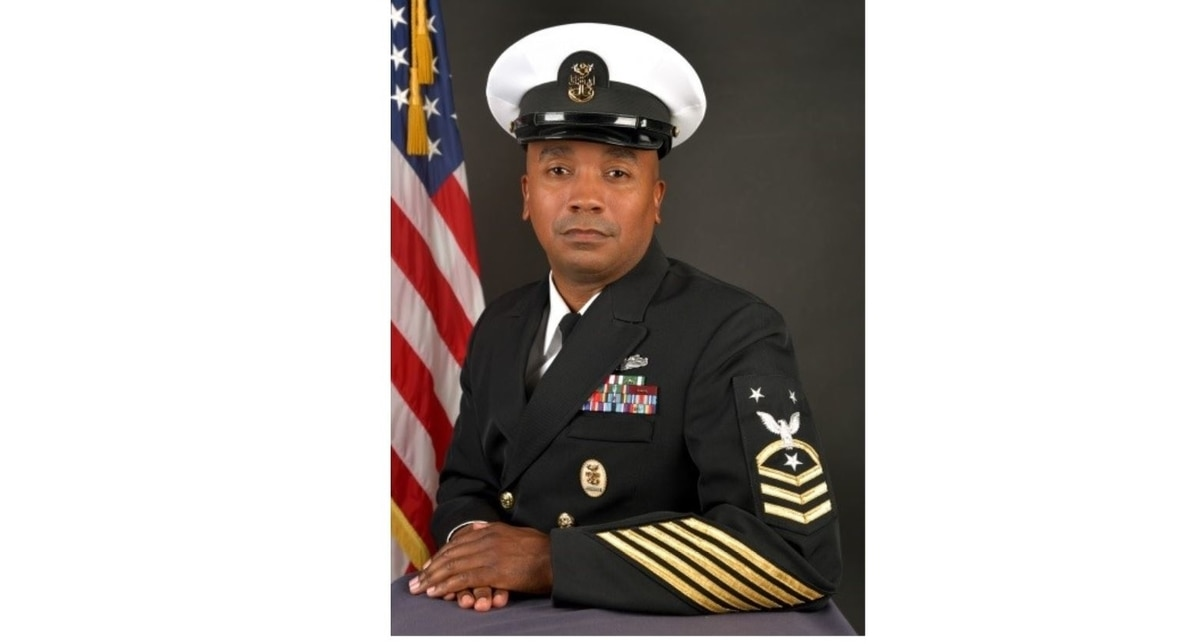 Command Master Chief Fired Over Misconduct Allegations