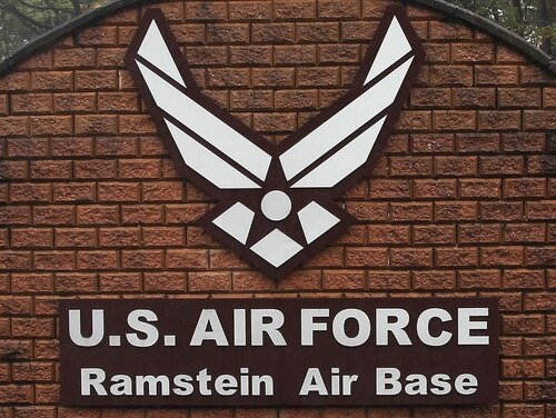 A photojournalist assigned to Ramstein Air Base in Germany is under investigation after repeatedly using a racial slur in a public Facebook group over the weekend. (Daniel Roland/AFP via Getty Images)