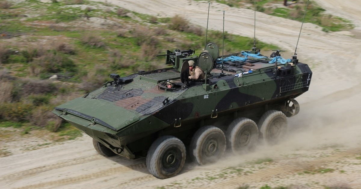 The Marines Are Gunning Up The Amphibious Combat Vehicle