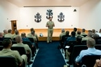 MCPON: Senior enlisted academy required for E-9