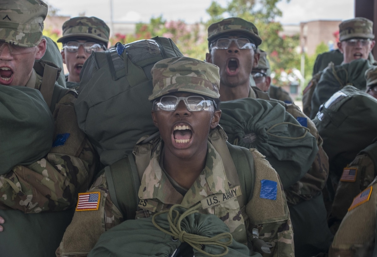 SMA: Army looking to recruit 80,000 new soldiers in 2018