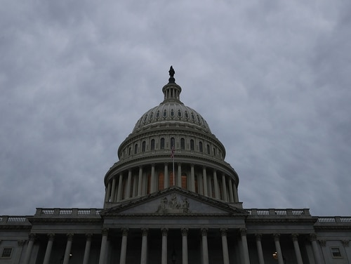 The practice of anonymous holds allows any individual senator to indefinitely delay nominees for any reason. (Chip Somodevilla/Getty Images)
