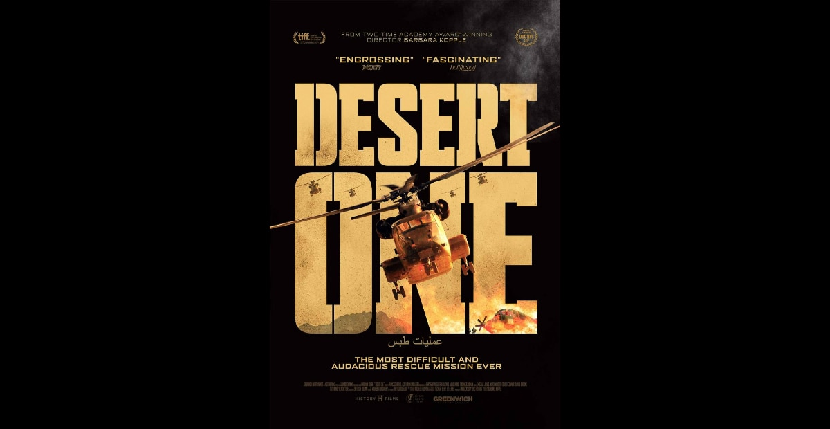 Desert One Documentary Chronicles Challenges Lessons Of Operation Eagle Claw