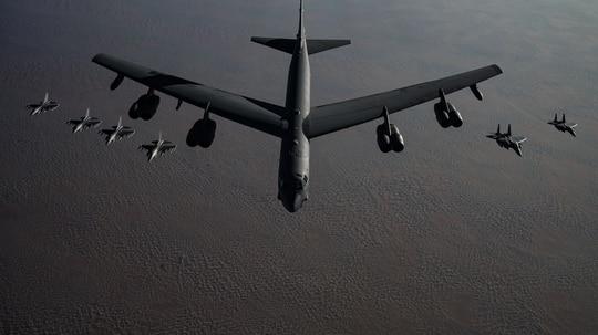 Photo credit: Staff Sgt. Sean Carnes/U.S. Air Force