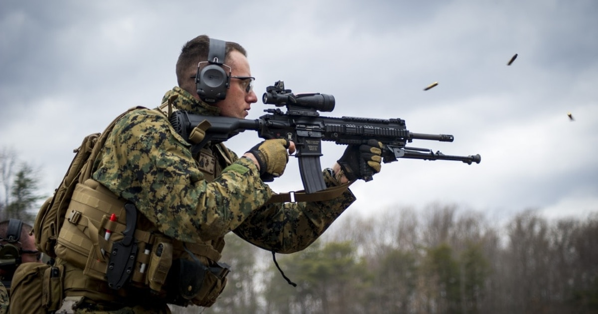 Army Says No Thanks To Marine M27 Opting Instead To