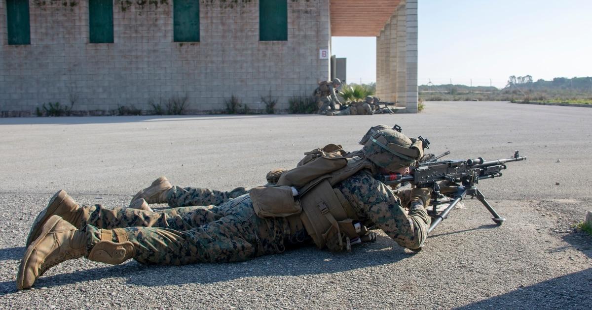 Marines run long-range insertion, urban attack with Portuguese in 'Wild Crocodile II'