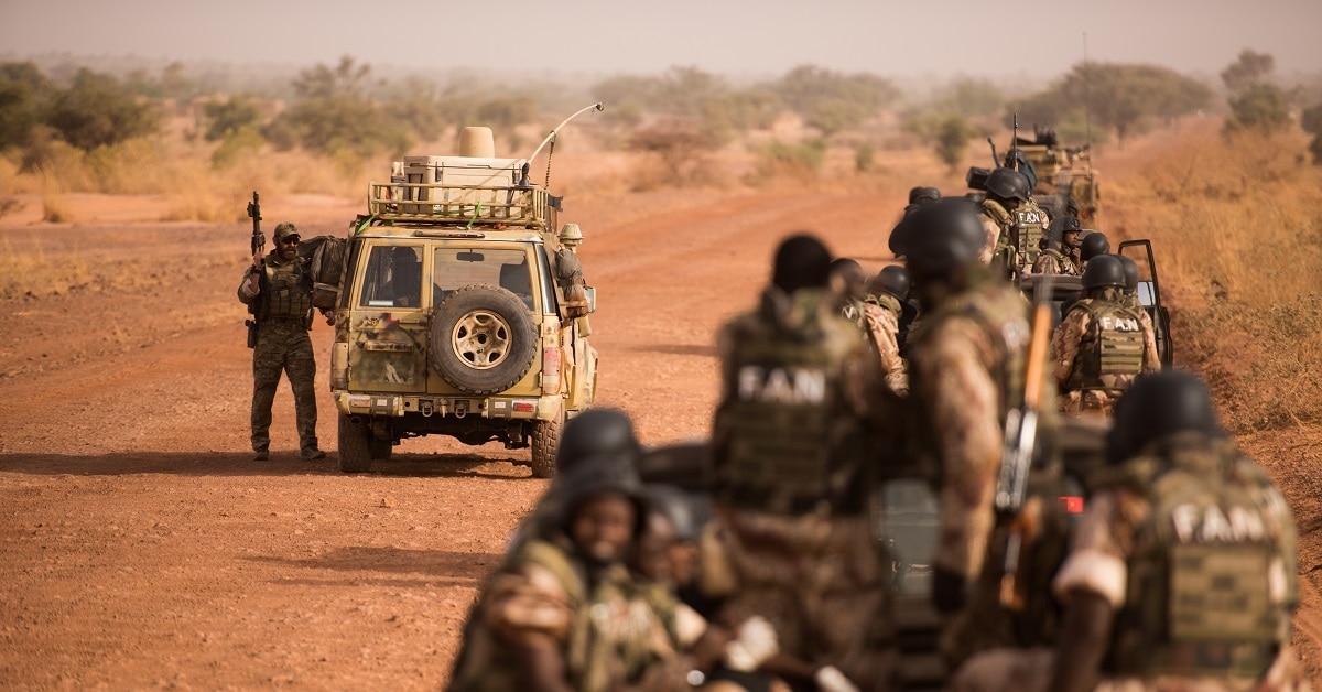 Special operations launches 'secret surrogate' missions in new