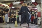 Sailor by day, performer by night — meet the Navy's drag queen, 'Harpy Daniels'