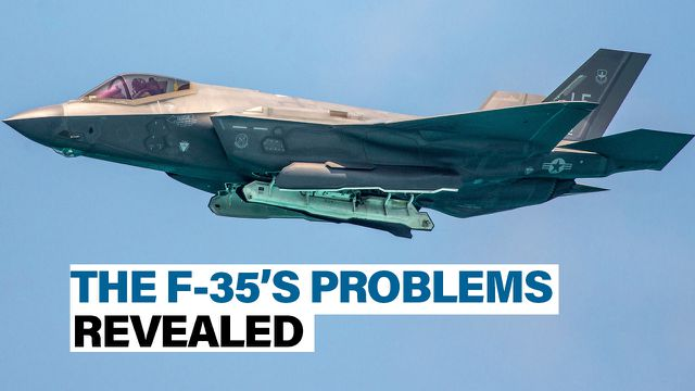 The Pentagon is battling the clock to fix serious, unreported F-35