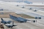 US, South Korea suspend more military exercises