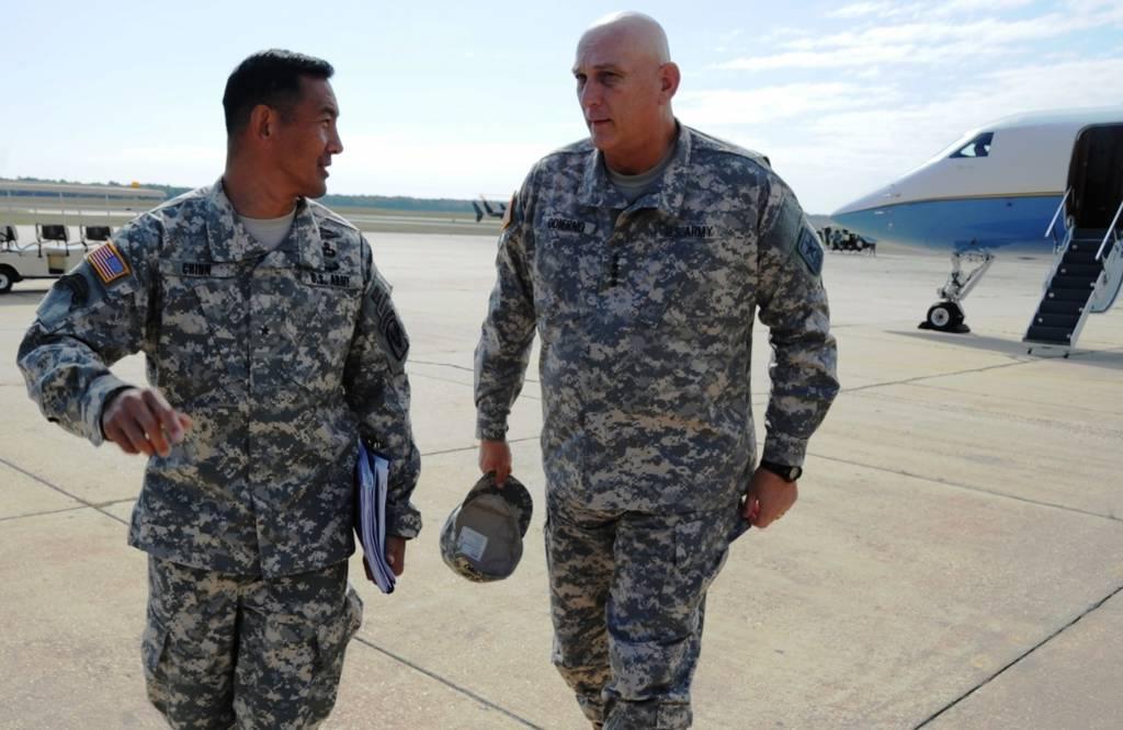 Odierno, exjefe del Estado Mayor del Ejército, muere a los 67 años