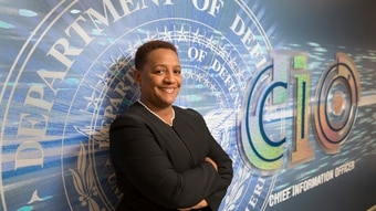 Essye Miller, formerly the deputy CIO for cybersecurity, has been named acting DoD CIO. (Alan Lessig/Staff)