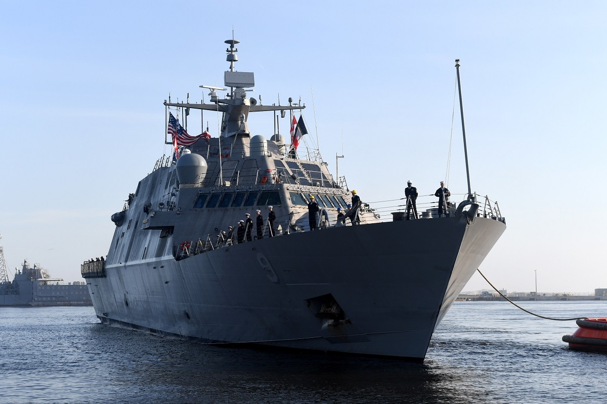 two new littoral combat ships join the us fleet