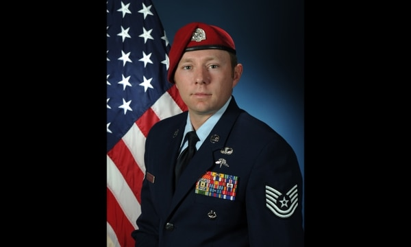 Technical Sgt. Michael Perolio (Air Force)